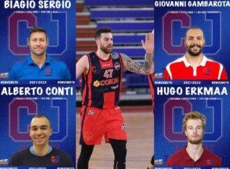 Cus Jonico Taranto, cinque ingaggi per ripartire in B. Lunghi in arrivo…