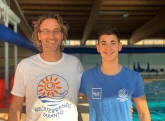 Pallanuoto, Salipante della Mediterraneo Taranto convocato in Nazionale Under 15