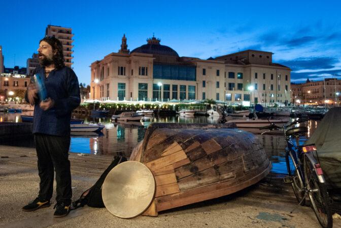 Bari, ultime due giornate di Futuro Arcaico Fest