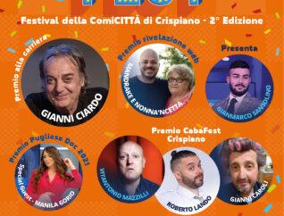 CabaFest a Crispiano, il programma