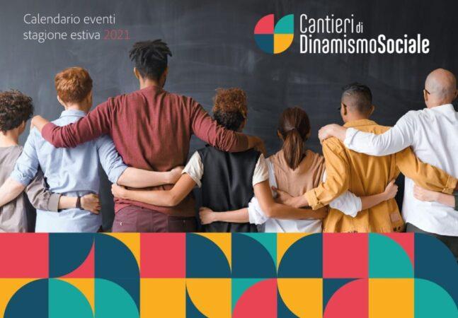 Cantieri di Dinamismo Sociale, il cartellone di Palagiano tra libri, musica e cinema