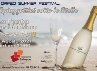 "Calici in spiaggia nella notte di San Lorenzo <span class=""dashicons dashicons-calendar""></span>"