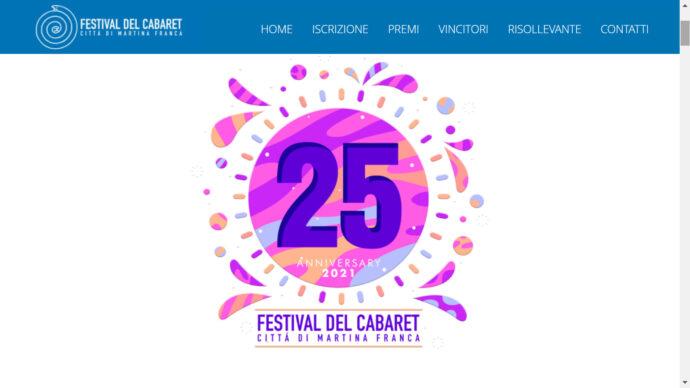 Festival del Cabaret, ospiti e concorrenti a Martina Franca per l'edizione 25