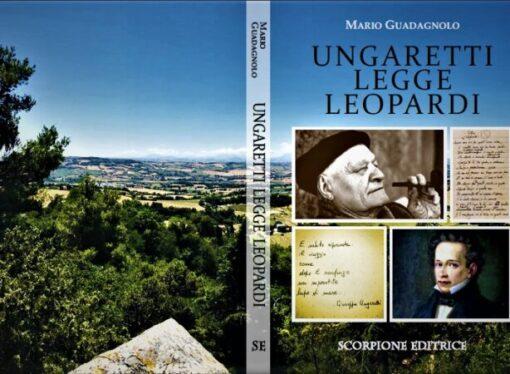 """Ungaretti legge Leopardi, posti esauriti alla """"prima"""" di Guadagnolo <span class=""""dashicons dashicons-calendar""""></span>"""