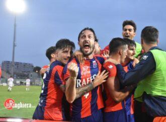 Il Taranto travolge il Palermo