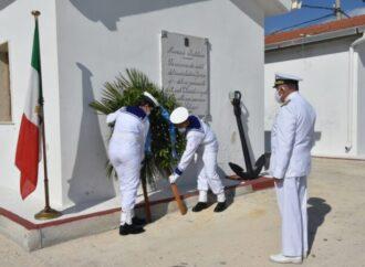 Taranto, la Marina Militare ricorda le 97 vittime dell'affondamento del Rimorchiatore Sperone