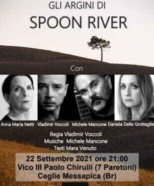 "Gli argini di Spoon River a Ceglie Messapica <span class=""dashicons dashicons-calendar""></span>"
