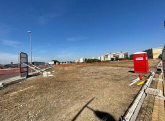 Talsano, nuovo centro sportivo: cantiere aperto
