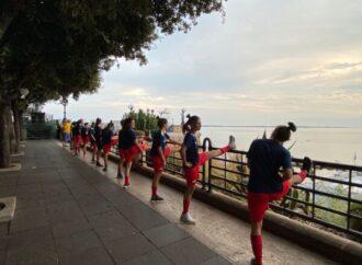 Corim, correndo per le strade di Taranto…