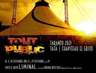 """Danza, musica, teatro, letteratura, il Crest porta a Taranto il Circo Contemporaneo <span class=""""dashicons dashicons-calendar""""></span>"""