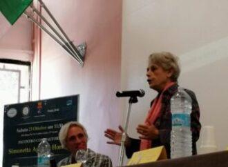 'Punto Pieno', l'autrice ospite del Maria Pia di Taranto