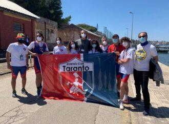 Rowing Club Taranto, il 2021 ricco di soddisfazioni