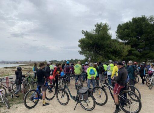 """""""BIKES"""", scoprire Taranto su due ruote. Tour sul Mar Grande di Ethra e Pro Loco San Vito"""