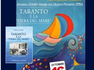 Taranto e la fiera del Mare, domani il libro di Stea al centro del dibattito